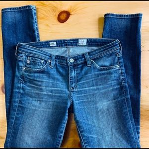 AG Cigarette jeans
